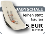 Weber Babyschale f&uuml;r Kinderanh&auml;nger
