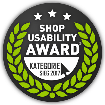 Shop Usability Award Kategoriesieger Bikebox