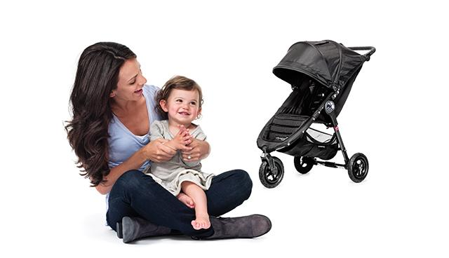 baby jogger CITY MINI™ GT double