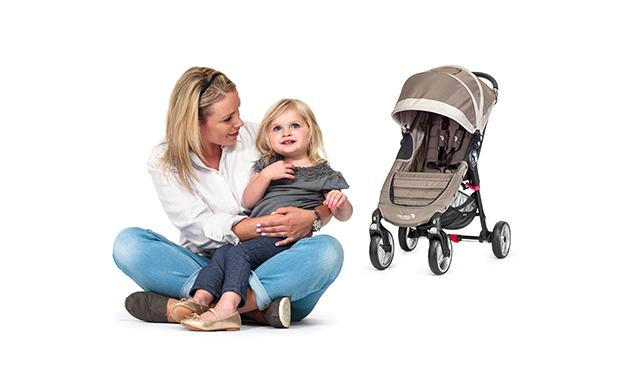baby jogger CITY MINI™ 4-Rad