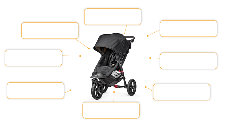 baby jogger CITY ELITE® 2014 in black