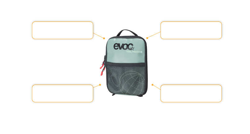 evoc Tool Pouch S Multifunktionstasche