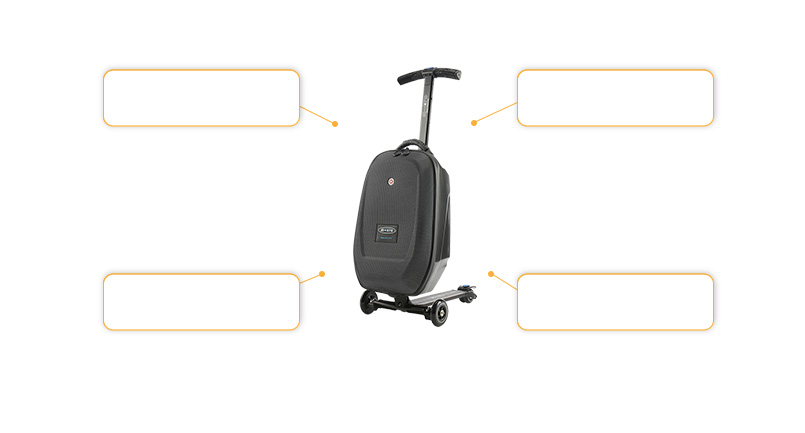 Micro Lazy Luggage