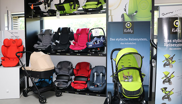 Bikebox Babyshop Rottweil