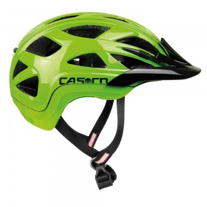 Casco Active 2 Junior in green gloss