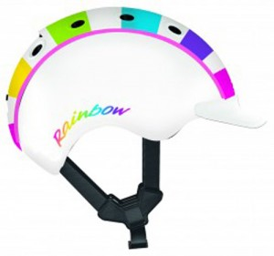 Casco Kinderhelm Mini-Generation Rainbow