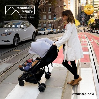Mountain Buggy Nano Duo 2018 – Bild 14
