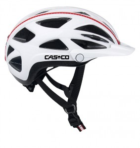 CASCO Active TC Fahrradhelm in weiss