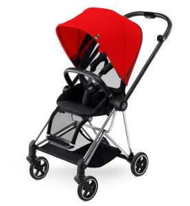 Cybex Mios 2018 buggy and city stroller