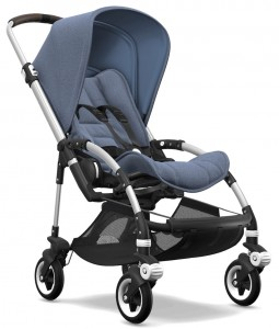 Bugaboo Bee5 Kinderwagen Premium Collection Gestell Alu – Bild 4
