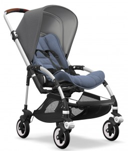 Bugaboo Bee5 Kinderwagen Premium Collection Gestell Alu – Bild 8