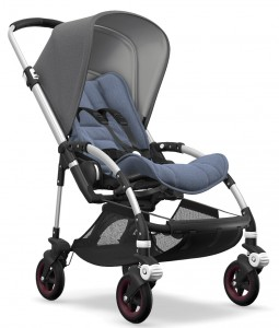 Bugaboo Bee5 Kinderwagen Premium Collection Gestell Alu – Bild 11