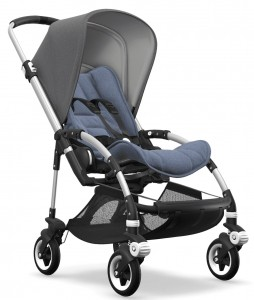 Bugaboo Bee5 Kinderwagen Premium Collection Gestell Alu – Bild 12