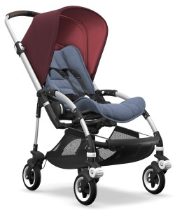 Bugaboo Bee5 Kinderwagen Premium Collection Gestell Alu – Bild 16