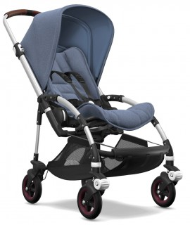 Bugaboo Bee5 Kinderwagen Premium Collection Gestell Alu – Bild 1
