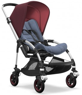 Bugaboo Bee5 Kinderwagen Premium Collection Gestell Alu – Bild 17