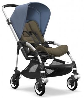 Bugaboo Bee5 Kinderwagen Premium Collection Gestell Alu – Bild 24