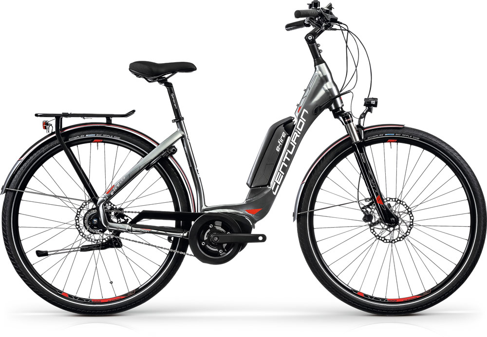 Centurion E-Fire City R650 Coaster 2018 – Bild