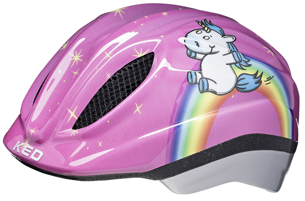 Ked Meggy Originals Unicorn Kinderfahrradhelm 2018 – Bild