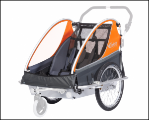 Kindercar Twin Sport Safe