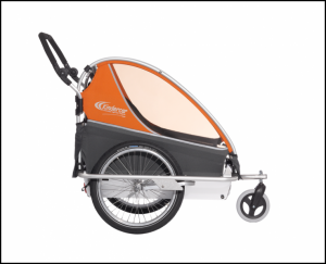 Kindercar Twin Sport Safe All-Inclusive