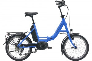 Hercules Rob Fold 9 Active E-Bike...