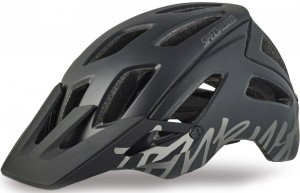 Specialized Ambush Helm in Black Logo
