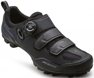 Specialized Comp MTB shoe in Black/Dark...