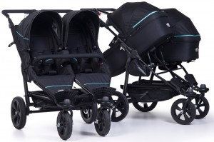 TFK Twin Trail - Twin and sibling buggy...