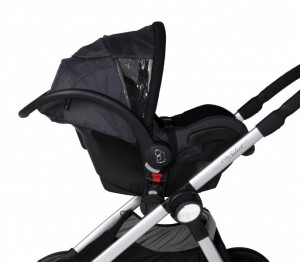 Autositz Adapter für Baby Jogger City Select 001