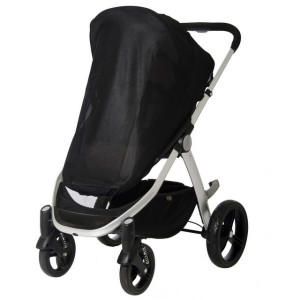 Mountain Buggy Cosmopolitan und Smart lux Sun Cover – Bild 1