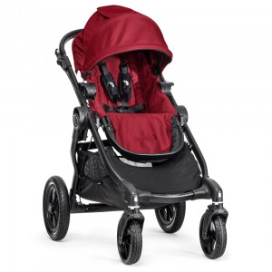 Baby Jogger CITY SELECT® 2016 - Red