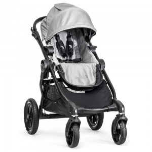 Baby Jogger CITY SELECT®  Silver – Bild 1