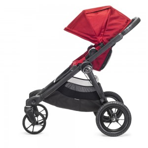 Baby Jogger CITY SELECT®  Silver – Bild 4