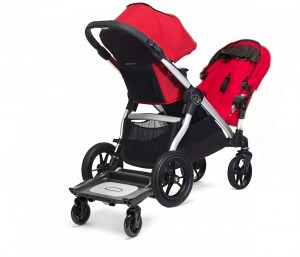 Baby Jogger CITY SELECT®  Silver – Bild 8