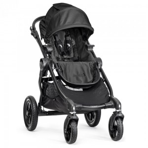 Baby Jogger CITY SELECT® 2016 - Black – Bild 1