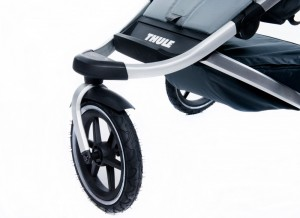 Thule Urban Glide 1 Dark Shadow 2017 – Bild 5