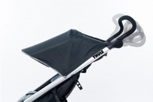 Thule Urban Glide 1 Dark Shadow 2017 – Bild 6