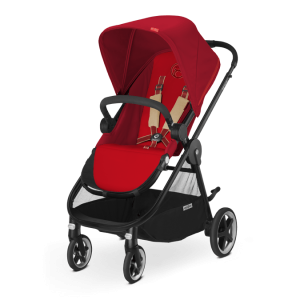 Cybex Iris M-Air Kinderwagen Hot & Spicy