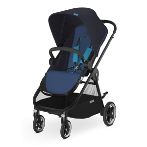 Cybex Iris M-Air Kinderwagen True Blue