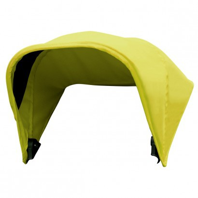 Mountain Buggy Sunhood für Mini lime – Bild