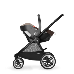 Cybex Eternis M4 Kinderwagen Coffee Bean – Bild 3