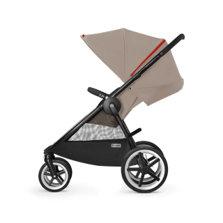 Cybex Eternis M4 Kinderwagen Coffee Bean – Bild 2