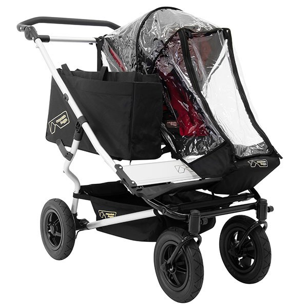 Mountain Buggy  Duet V2.5 Regenschutz Single ab 2014 – Bild