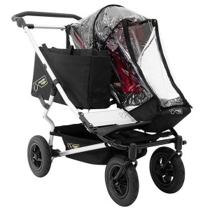 Mountain Buggy  Duet V2.5 Regenschutz Single ab 2014 001