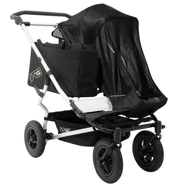 Mountain Buggy  Duet V2.5 Sun Cover für Single ab 2015 – Bild