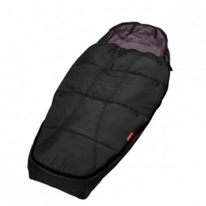 phil & teds snuggle & snooze Schlafsack black 001