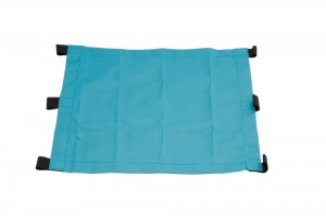 Croozer Sun Cover sky/blau für Kid plus...