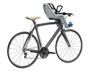 Thule RideAlong Mini Light Grey Fahrradkindersitz – Bild 4