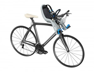Thule RideAlong Mini Light Grey Fahrradkindersitz – Bild 3